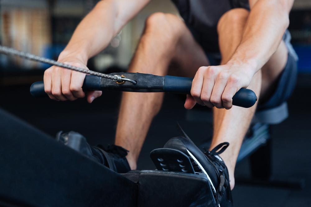 rameur pour muscler le corps